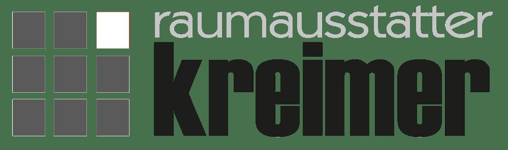 Logo - Raumaustatter Kreimer